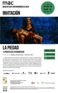 La piedad: doce proyectos fotográficos