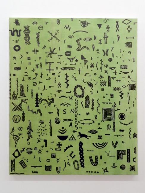 """Frederico Filippi, """"Pequena coleção de problemas maiores"""", 2018. Imagen cortesía  Galeria Leme"""