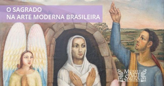 O Sagrado na Arte Moderna Brasileira