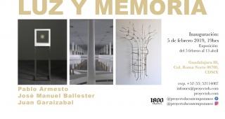 Luz y memoria