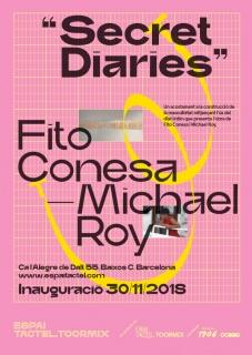 Fito Conesa & Michael Roy. Secret diaries