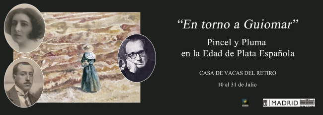 En torno a Guiomar. Pincel y Pluma en la Edad de Plata Española