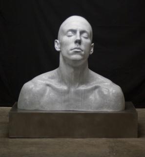 Joan Coderch y Javier Malavia, The Swimmer — Cortesía de la Galería José Lorenzo