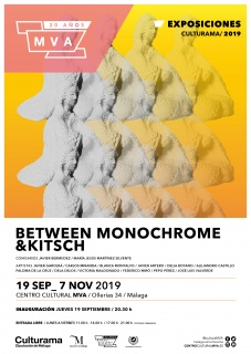 Between Monochrome&Kitsch
