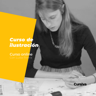 Curso de ilustración | Luisa Rivera