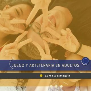 Juego y Arteterapia en Adultos