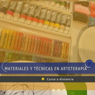 Materiales y Técnicas en Arteterapia
