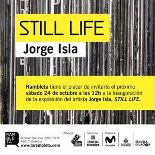 Jorge Isla. Still Life