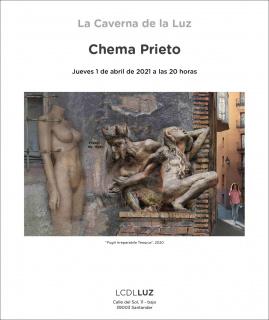 Chema Prieto — Cortesía de La Caverna de la Luz