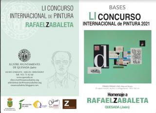 51 Concurso Internacional de Pintura. Homenaje a Rafael Zabaleta