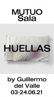 """""""Huellas"""" by Del Valle en Sala Mutuo / Barcelona"""