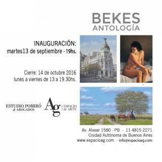Bekes. Antología