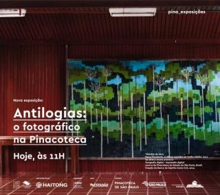 ANTILOGIAS: O FOTOGRÁFICO NA PINACOTECA