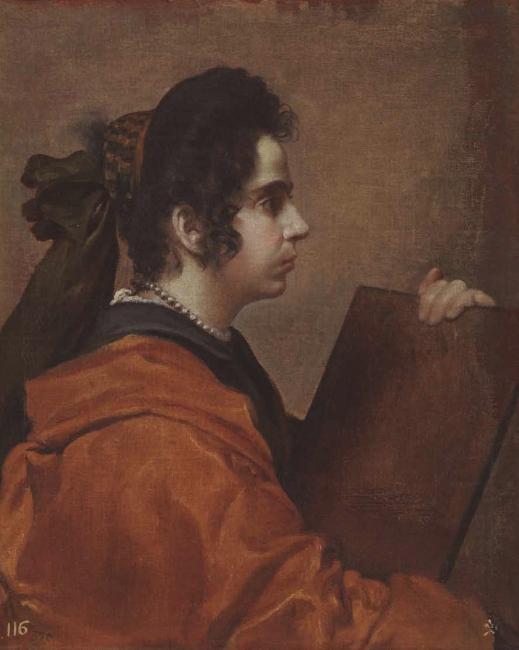 Diego Rodríguez de Silva y Velázquez. Sibila