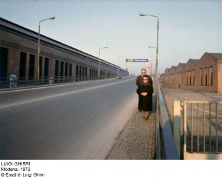 Luigi Ghirri, Módena, 1972 © Eredi di Luigi Ghirri – Cortesía del Museo Nacional Centro de Arte Reina Sofía