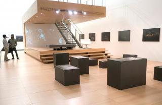 Exposición Eva Díez -  Jon Gorospe