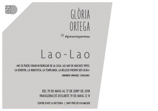 Glòria Ortega. Lao-Lao