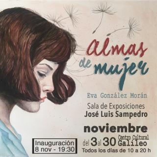 Almas de Mujer_ Eva González Morán