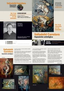 Valladolid Carretero. Exposición antológica