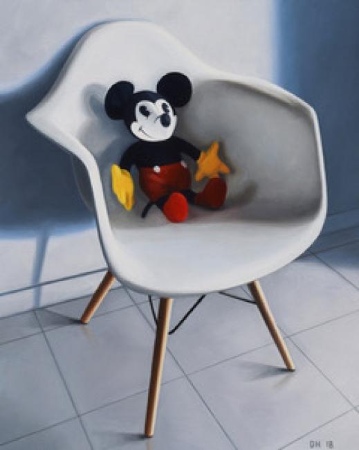 Danny Heller — Cortesía de La Fiambrera Art Gallery