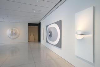 Installation view: Zilia Sánchez, Soy Isla (I Am an Island), Museo de Arte de Ponce, Puerto Rico.