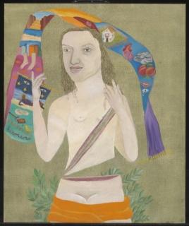 Cecilia Vicuña, Violeta Parra 1973. Tate. © Cecilia Vicuna