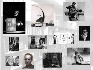 Un experimento con el tiempo [El fondo documental García-Ramos] — Cortesía de la Galería José de la Mano