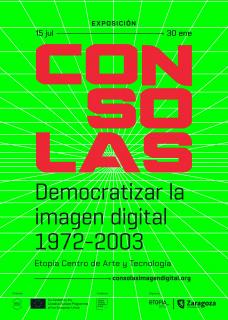 Consolas, democratizar la imagen digital 1972-2003