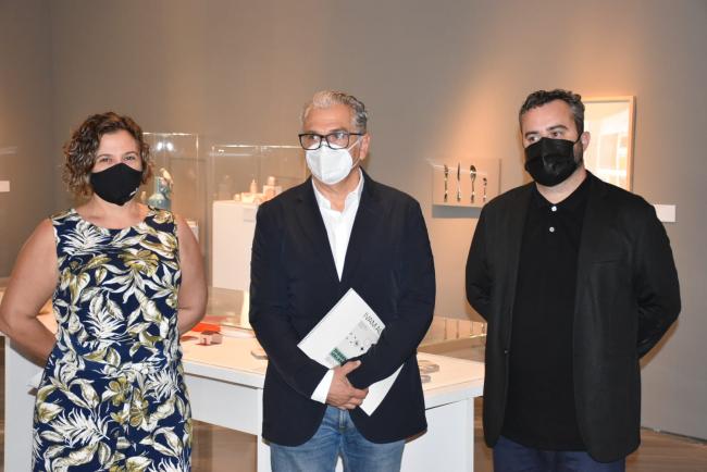 Presentación de la exposición «Diseño valenciano (2009- 2019). Productos para un mundo global» — Cortesía del IVAM