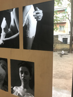 Exposición Happy Body to you - Projecte Pankhurst 2018