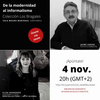 Recorrido por la exposición «De la modernidad al informalismo. Colección Bragales»