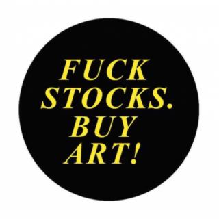 LA DISTINCION - FUCK STOCKS, BUY ART!