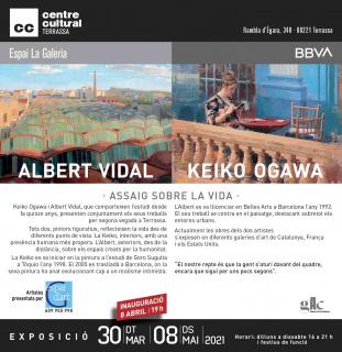 Albert Vidal & Keiko Ogawa. Assaig sobre la vida