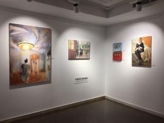 Albert Vidal & Keiko Ogawa. Assaig sobre la vida. Vista de la exposición — Cortesía del Centre Cultural Terrassa