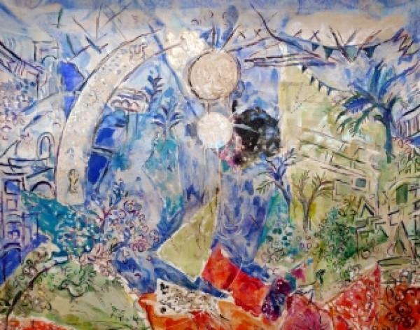 Marc Chagall. Cortesía de Museo Coleçao Berardo
