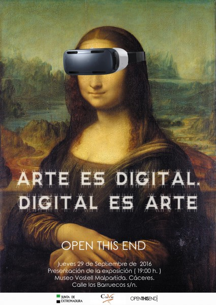 Arte es Digital. Digital es Arte