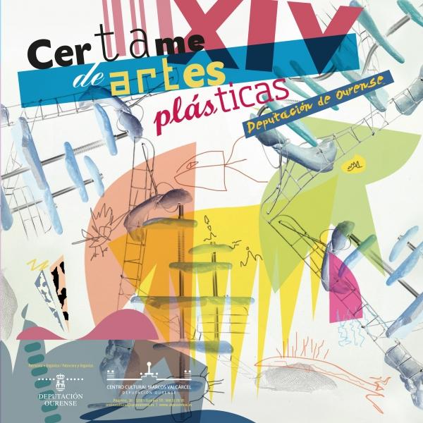 XIV Certamen de Artes Plásticas Diputación de Ourense