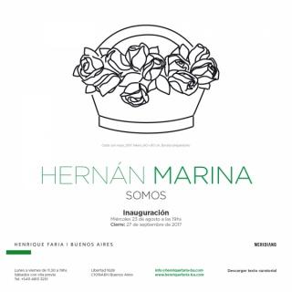 Hernán Marina. Somos