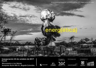 ENERG(ÉTICA); ARTE Y ENERGÍA SOSTENIBLE. Imagen cortesía FLORA ars+natura