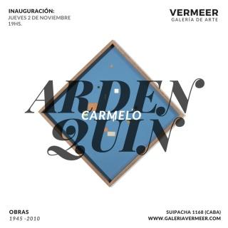 Carmelo Arden Quin. Obras 1945-2010