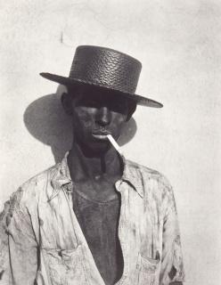 Walker Evans, Black Fury. 1933 — Cortesía del Centro de Arte de Alcobendas