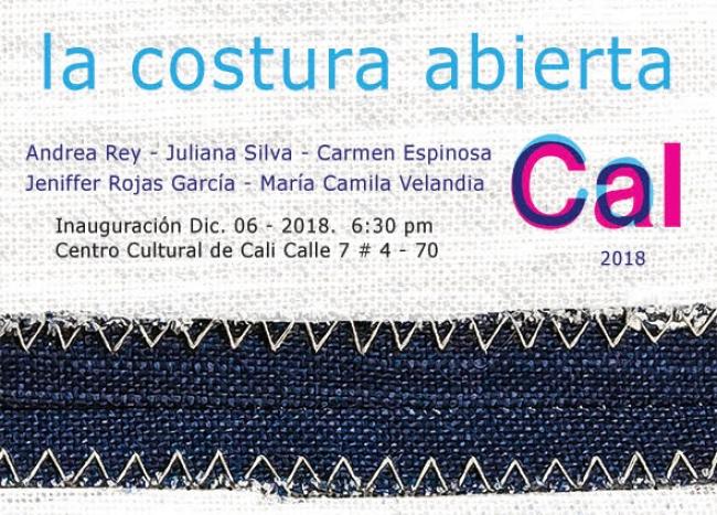 La costura abierta. Imagen cortesía CALCO