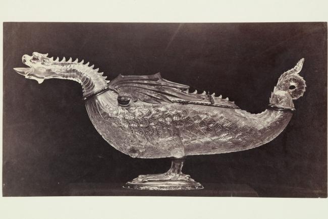 Jane Clifford. El Tesoro del Delfín — Cortesía del Museo Universidad de Navarra