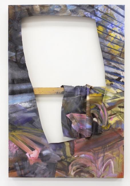 Clara Varas, «Untitled (Window)» [Sin título (Ventana)], 2016. Cortesía de Frost Art Museum-FIU.