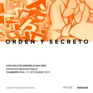 Orden y secreto