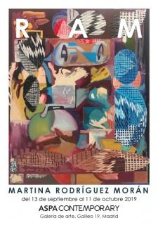 RAM - de Martina Rodríguez Morán - en Aspa Contemporary