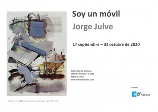 Jorge Julve. Soy un móvil