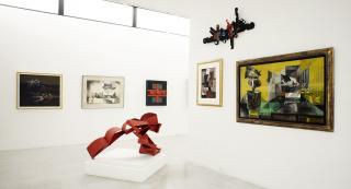 Homenaje — Cortesía de la Galería El Museo