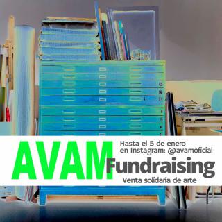 AVAM fundraising