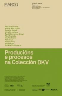 roducións e procesos na Colección DKV